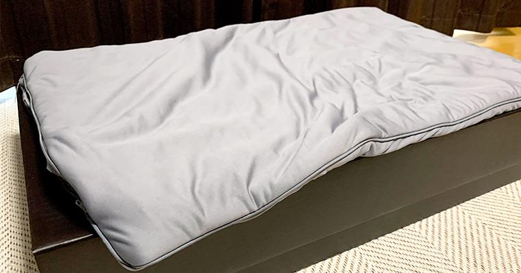 リムネ枕のカバー単体の画像